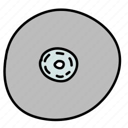burn, business, cd, dvd, share icon