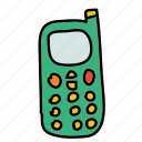 business, call, connect, mobile, phone, share icon