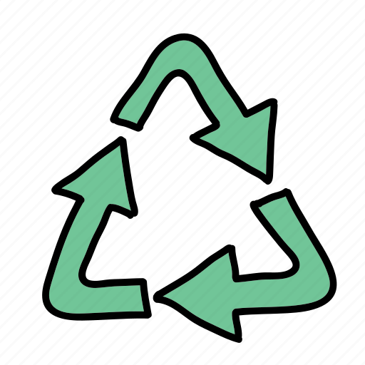 business, preserve, recycle, reduce, save icon