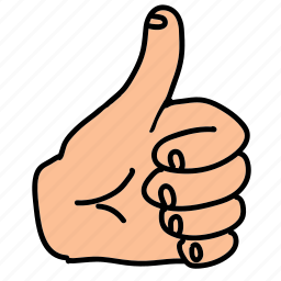business, good, thumbs, up, yes icon