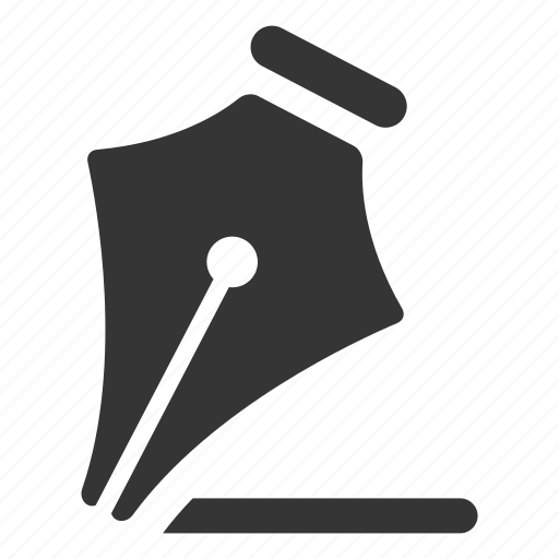 agreement, compose, edit, pen, sign, signing, write icon