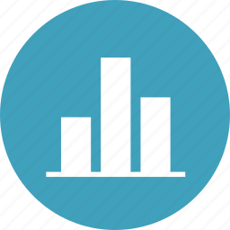 bar, business, chart, graph, report, statistics icon