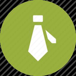accessories, business, clothing, corporate, men, necktie, tie icon
