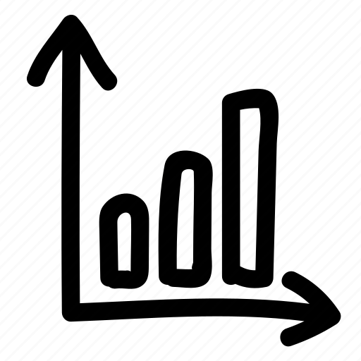 analytics, bar chart, business, chart, graph, statistics icon