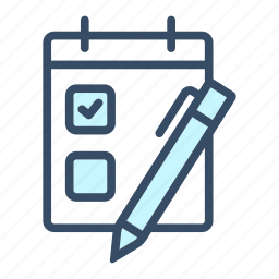 business, customer form, feedback, form, satisfaction, survey, tasks icon