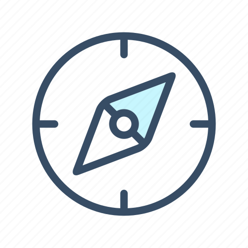 business, compass, direction, guide, location, navigation, orientation icon