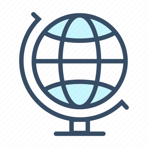 Business, earth, globalization, globe, planet, world icon - Download on Iconfinder