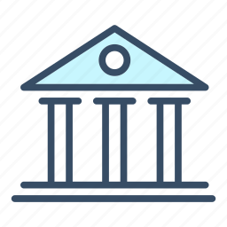 bank, business, cash, deposit, money currency, safe, security icon