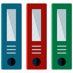 box, files, filing, office icon