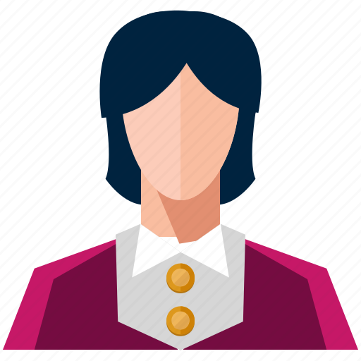 avatar, business, user, woman icon