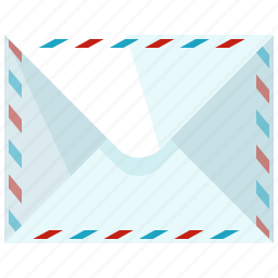 communication, email, envelope, letter, mail icon