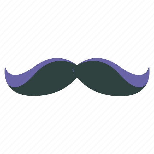 business, man, men, mustache, office icon