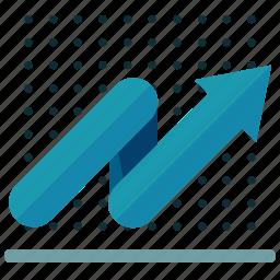 analytics, business, chart, statistics icon