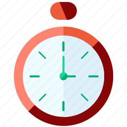 business, clock, deadline, marketing, stopwatch, time, timer icon