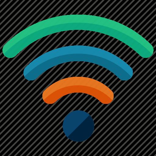 business, internet, wifi, wireless icon