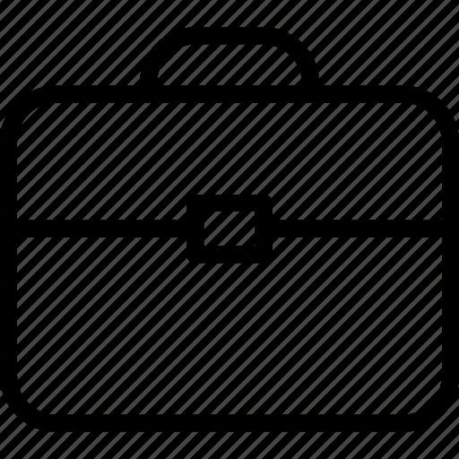 bag, briefcase, business, case, handbag, job, personel icon