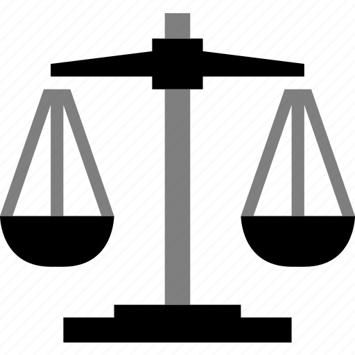 fair, measurement, scale, scale of justice, weigh icon