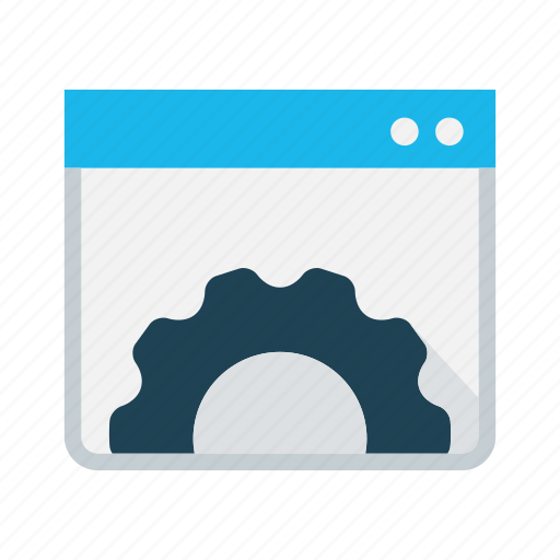 business, interface, marketing, settings, setup icon
