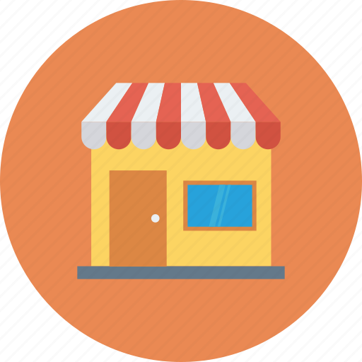 market, open, shop, store icon icon