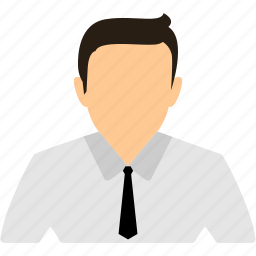 business, businessman, man, person, profile, user icon