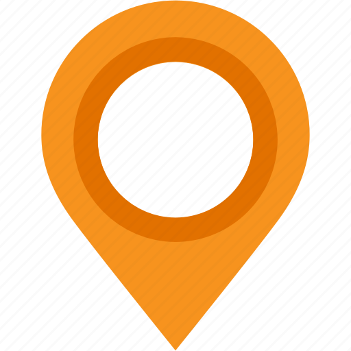 gps, location, map, marker, pin, position icon