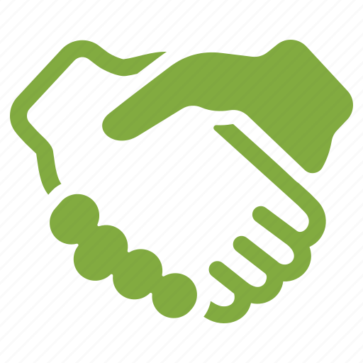 business deal, handshake, partners, partnership icon