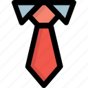 attire, dress code, necktie, tie, uniform icon