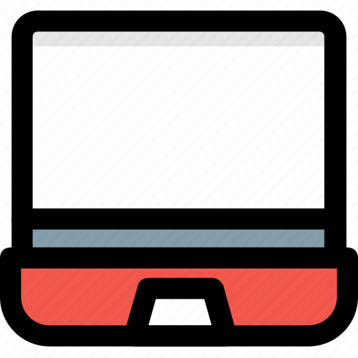 computer, laptop, macbook, pc, technology icon