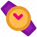hand watch, time, watch icon