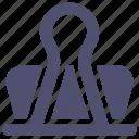 clamp, clip, paper clamp, paper clip