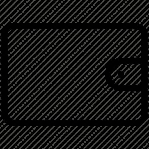 buy, cash, dollar, finance, money, pouch, wallet icon icon