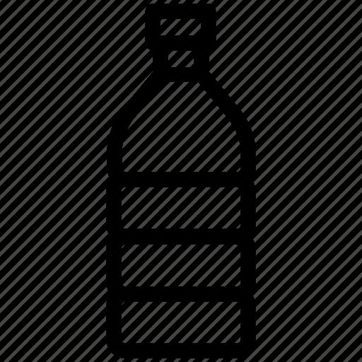 bottle, champagne, cork icon icon
