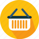 basket, commerce, online, shopping, supermarket icon