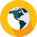 earth, geography, global, maps, planet, worldwide icon