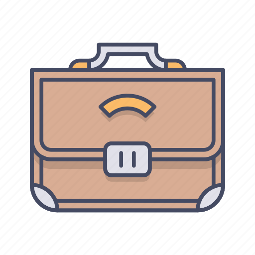 bag, briefcase, business, case, portfolio, suitcase icon