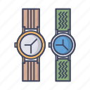 alarm, clock, time, timer, watch, wristwatch icon