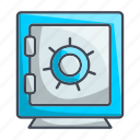 block, cash, money, save money icon