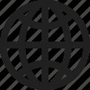 business, design, finance, line, web icon