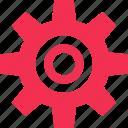 business, gear, options, setup icon