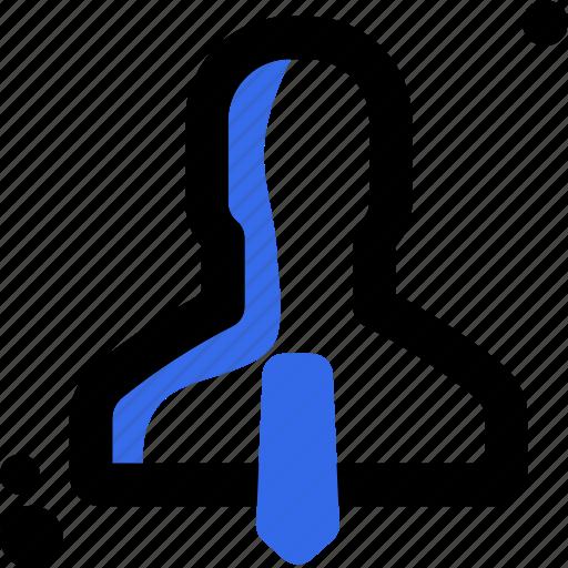 avatar, business, man, people, profile, staff, user icon