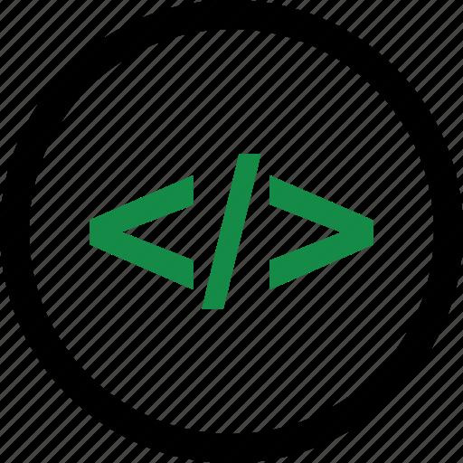 internet, program, programming icon