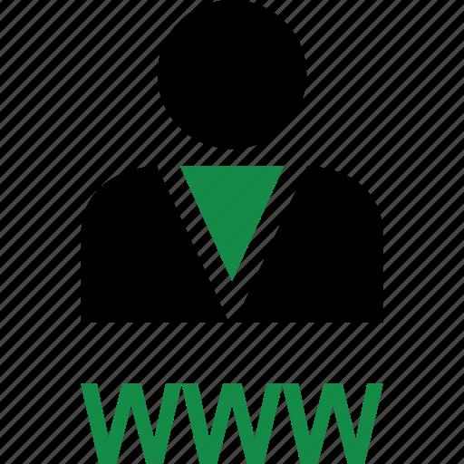 internet, online, www icon