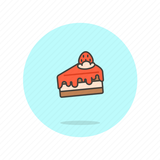 business, cake, easy, intuitive, to, use icon