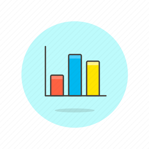 analytics, bar, business, chart, finance, graph, growth icon
