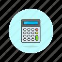 business, calculator, device, finance, machine, office