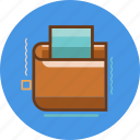 finance, money, square, wallet icon