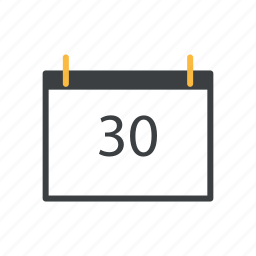 business, calendar, date, time icon