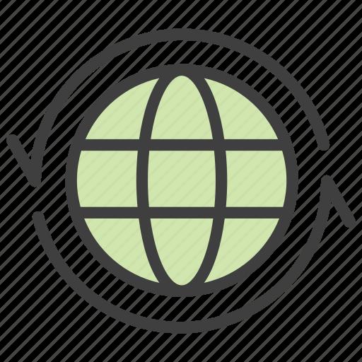 exchange, global, international, translation icon