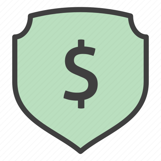 money, money back, money protection, shield icon