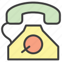 call, desk phone, desk telephone, phone, telephone icon